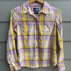 The North Face Women's 100% Cotton Button-up